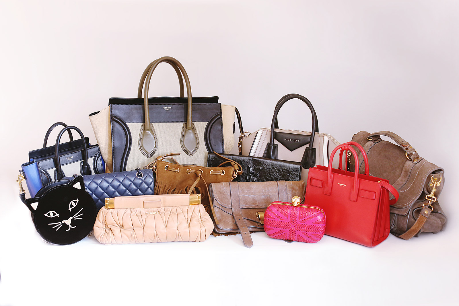 My Designer Bag Collection