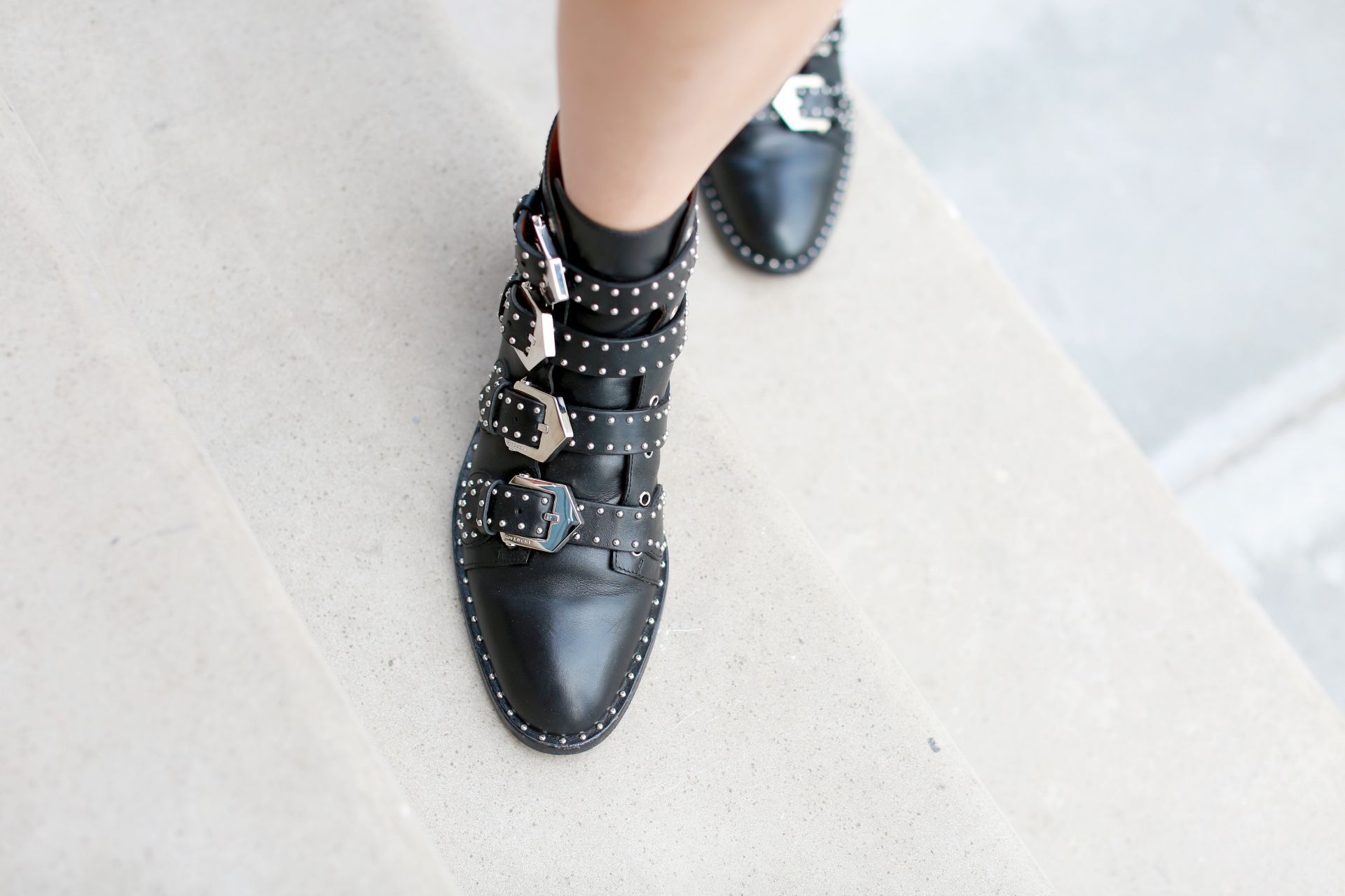 The Perfect Biker Boots Amelia Liana