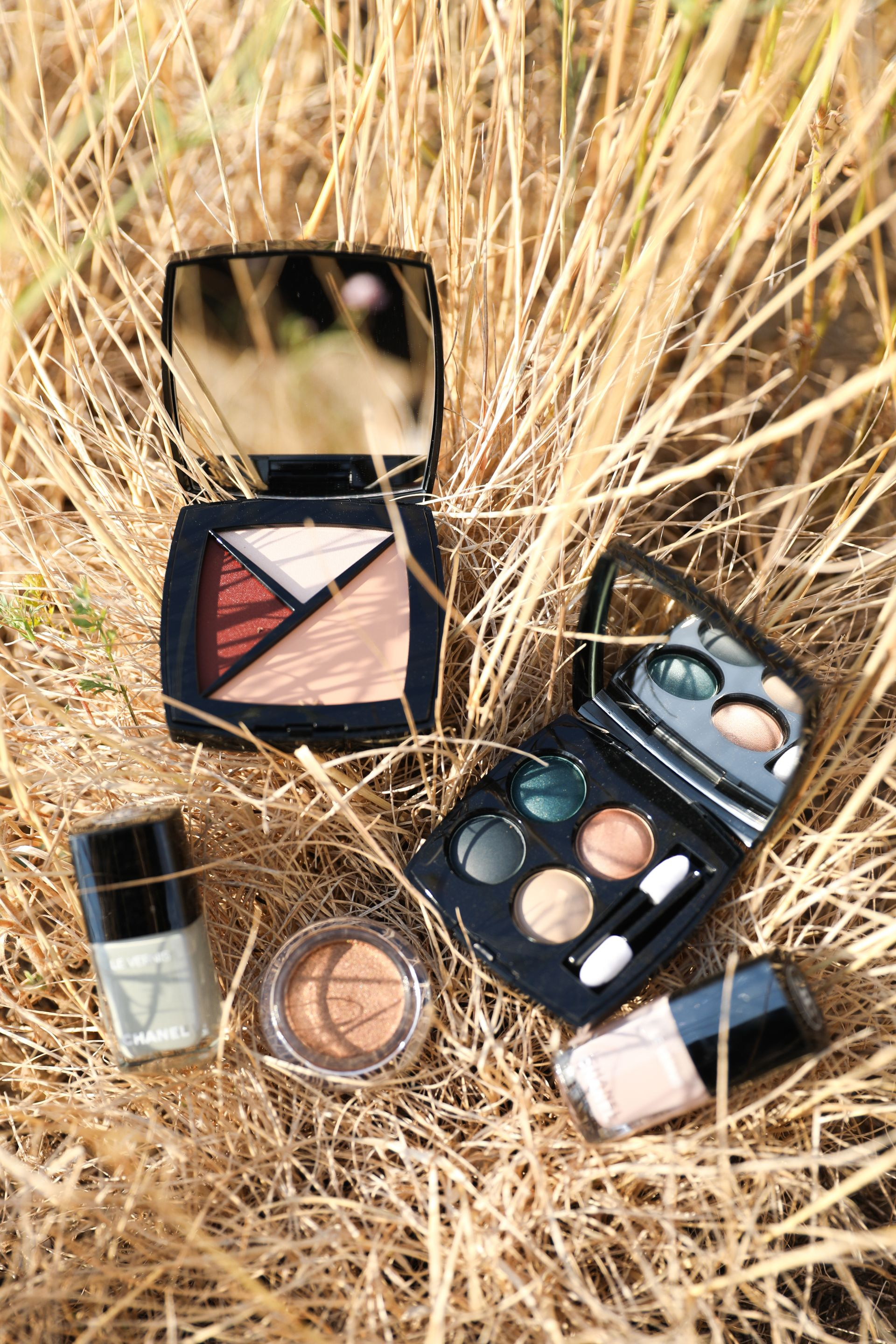 Chanel Travel Diary Collection Review Amelia Liana City Color Brow Quad Medium One Thing Chanels Consistently Been Good At Is Being Step Ahead Of The Game Im Always Excited To Test Out Their New Launches And Try