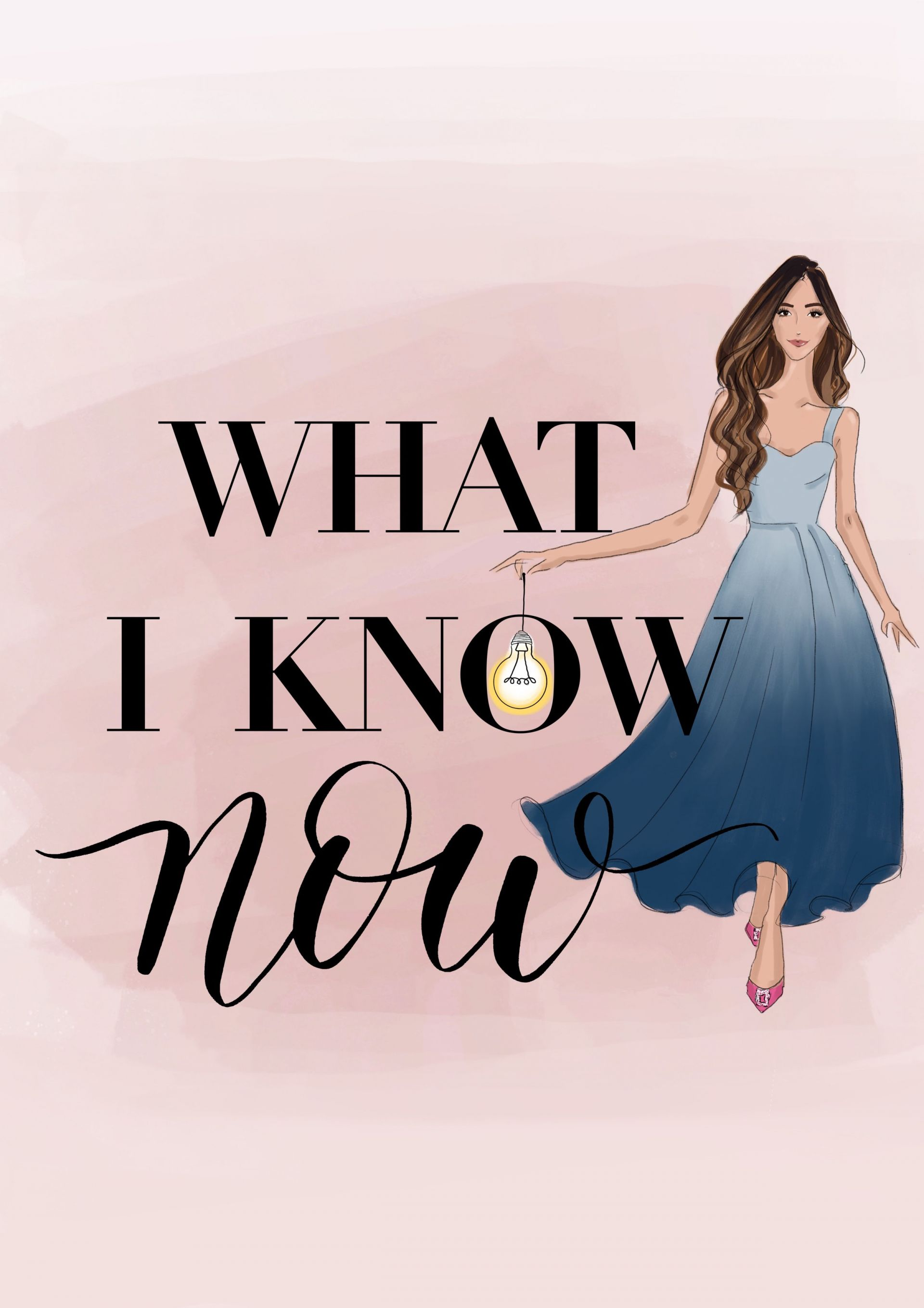 What I Know Now (A4)